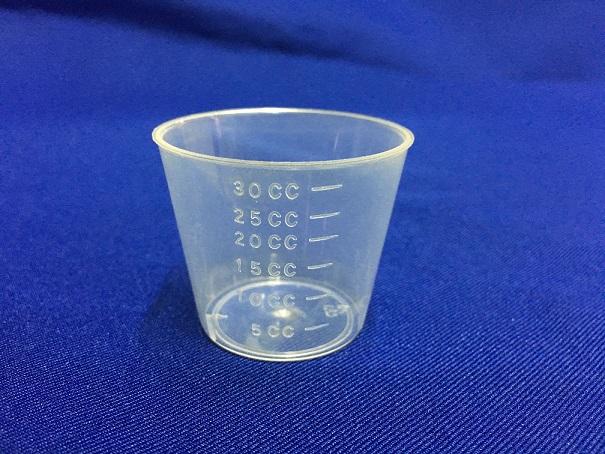 塑膠量杯-30cc 1