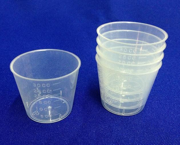 塑膠量杯-30cc 2